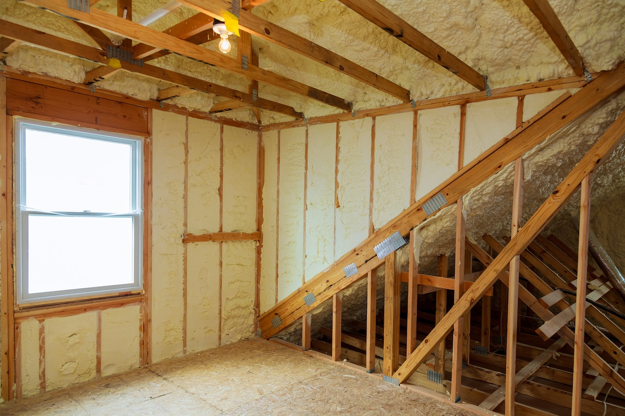 Spray Foam Insulation Austin New Construction