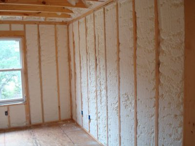 Spray Foam Insulation Austin Texas Residential