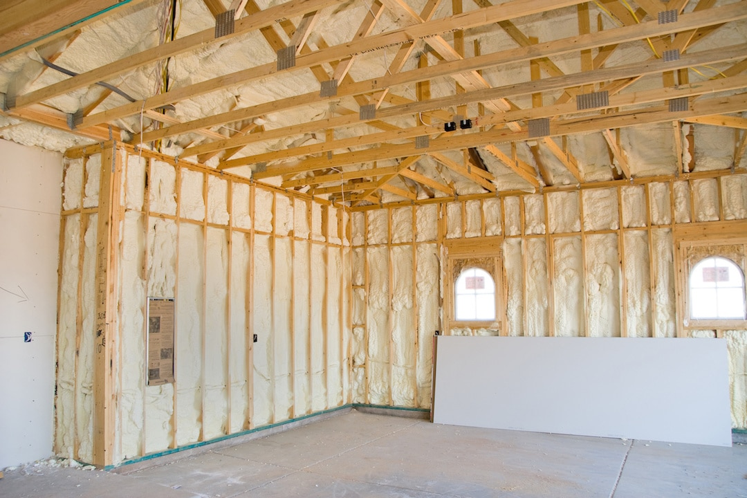 Spray Foam Insulation Austin Texas