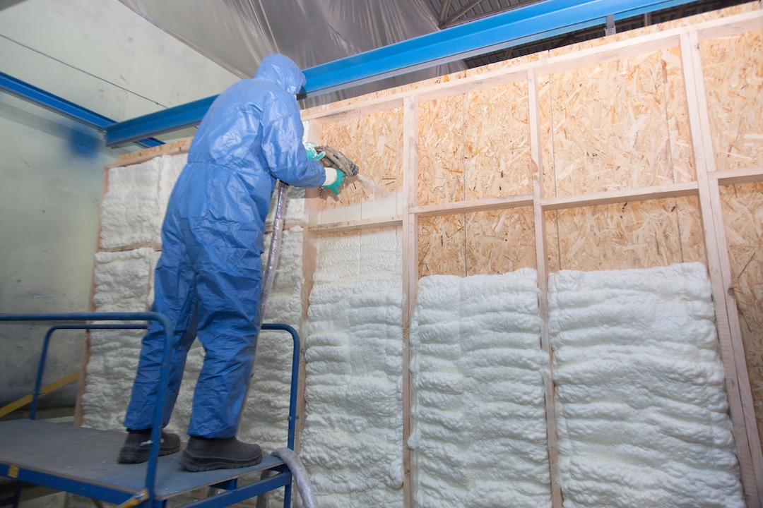 Spray Foam Insulation Commercial Contractors Austin
