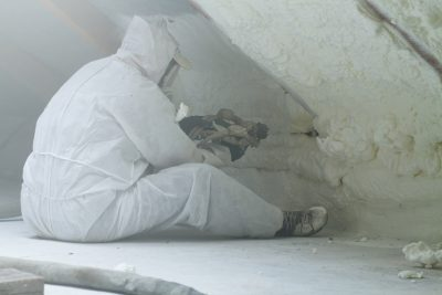 Spray Foam Insulation Install Contractors Austin Texas