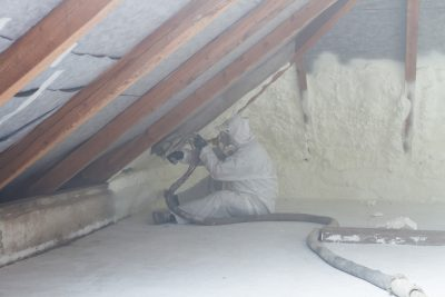 Spray Foam Insulation Install Contractors Austin Tx