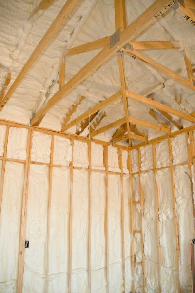 Spray Foam Insulation Installation Austin