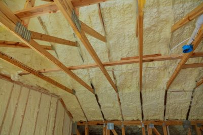 Spray Foam Insulation Installation Austin Tx