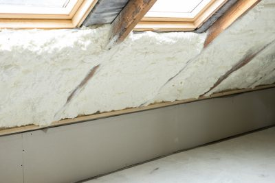 Spray Foam Insulation Installation Service Austin Tx