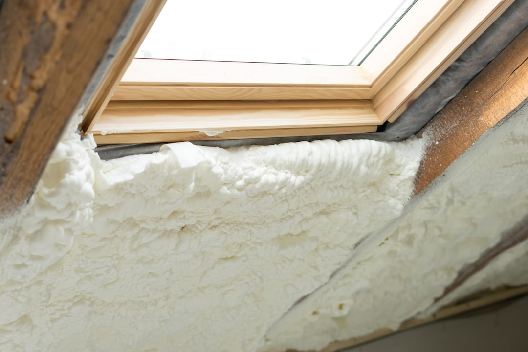 Spray Foam Insulation Installation Service Austin