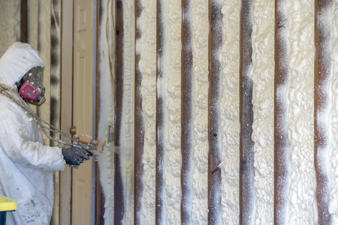 Spray Foam Insulation Installers Austin Tx