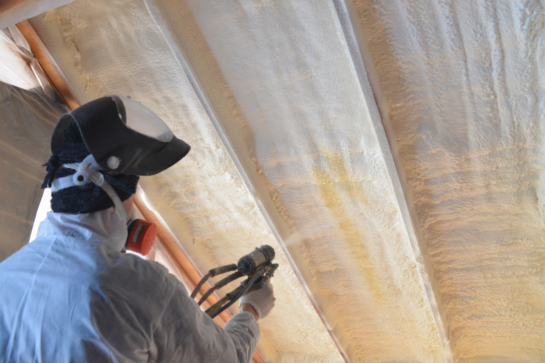 Spray Foam Insulation Installers Austin