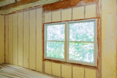 Spray Foam Insulation New Installation AustinTexas