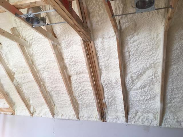 New Construction Foam Insulation Austin