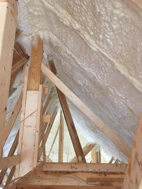 New Construction Installation Foam Insulation Austin Texas