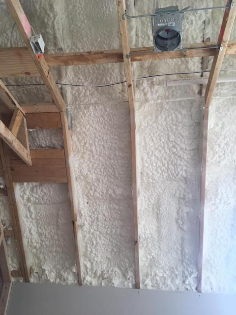 New Construction Installation Foam Insulation Austin TX