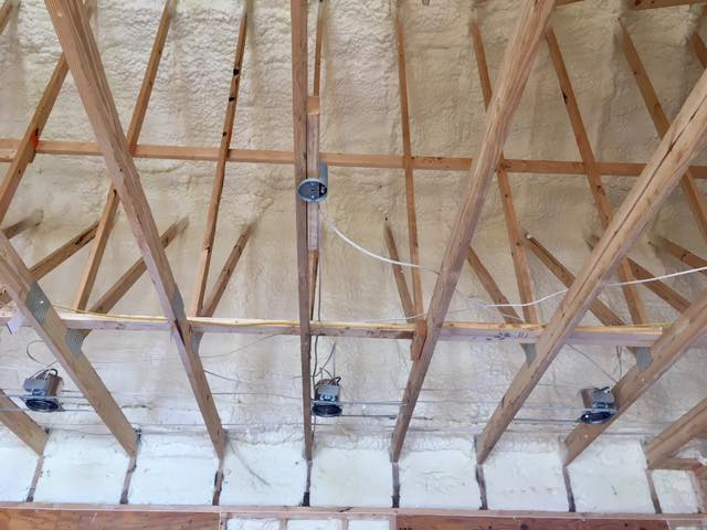 New Construction Installed Foam Insulation Austin TX